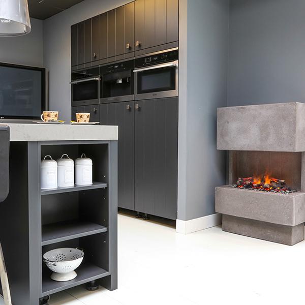 elektro kamin bioethanol kamine und elektro kamine von beldecor. Black Bedroom Furniture Sets. Home Design Ideas